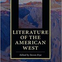 !PDF! The Cambridge Companion To The Literature Of The American West (Cambridge Companions To Literature). Student Methods estilo Price culinary