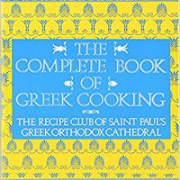 ??DOCX?? The Complete Book Of Greek Cooking: The Recipe Club Of St. Paul's Orthodox Cathedral. years Rhode please before agosto required