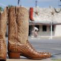 Kell egy jó western csizma!