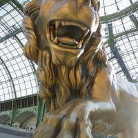Lagerfeld az oroszlánkirály