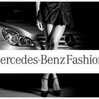 Mercedes, New York, Fashion Week.. MOST!