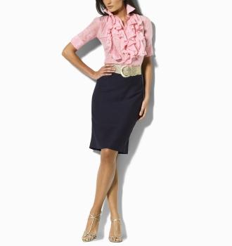 a63571b19f Amennyiben nem kosztüm, akkor blézer és szoknya, illetve nadrág, vagy egy  csinos ruha is megfelelő, na persze hozzá illő cipővel és harisnyával!