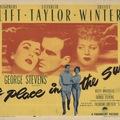 Egy hely a nap alatt (A Place in the Sun) 1951