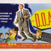 Holtan érkezett (D.O.A.) 1950