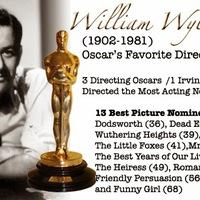 Top 10 William Wyler rendezte film