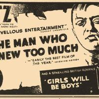 A férfi, aki túl sokat tudott (The Man Who Knew Too Much) 1934