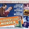 A Blueprint for Murder 1953
