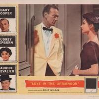 Délutáni szerelem (Love in the Afternoon) 1957