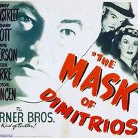 Dimitriosz maszkja (The Mask of Dimitrios) 1944