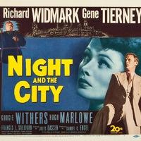 Az éjszaka és a város (Night and the City) 1950