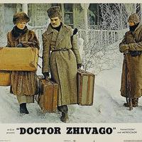 Doktor Zsivágó (Doctor Zhivago) 1965