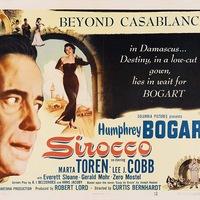 Sirokkó (Sirocco) 1951