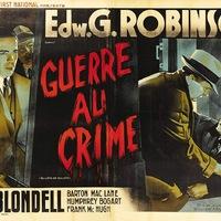 Golyók vagy voksok (Bullets or Ballots) 1936