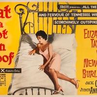 Macska a forró bádogtetőn (Cat on a Hot Tin Roof) 1958