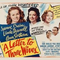 Egy levél három asszonynak (A Letter to Three Wives) 1949