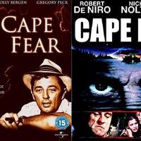 A rettegés foka / Cape Fear 1962 és 1991, 2 in 1