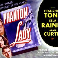 A rejtélyes asszony (Phantom Lady) 1944