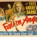 A múlt angyala (Fallen Angel) 1945