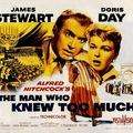 Az ember, aki túl sokat tudott (The Man Who Knew Too Much) 1956