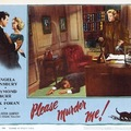 Please Murder Me! 1956