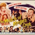 Csoda a Morgan-pataknál (The Miracle of Morgan's Creek) 1943
