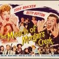 Csoda a Morgan-pataknál (The Miracle of Morgan's Creek) 1943