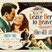 Halálos bűn (Leave Her To Heaven) 1945