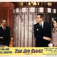 A nagy óra (The Big Clock) 1948