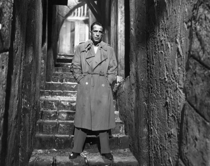 Sirokkó (Sirocco) 1951 Humphrey Bogart