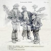 Pénzügyi kultúra, háború 1915-ben