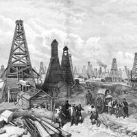 Baku határában a földi pokol