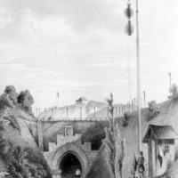 Az első vasúti alagút Magyarországon