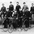 Kerékpáros élet a Monarchia idején