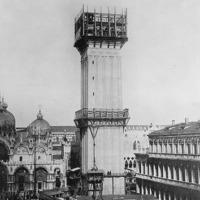 Velence első elektromos díszkivilágítását a Ganz készítette