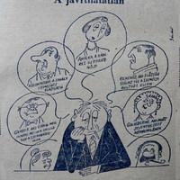 A humor 1956-ban