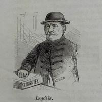 Politikai arcisme 1865-ből