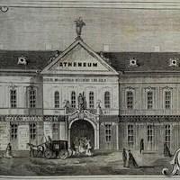 Munka az Athenaeum nyomdában, 1869