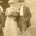 Udvarlás, túrázás Dobogókőn. Képes love story 1911-ből