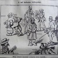 Magyarok ellen a világ