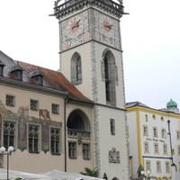 Passaui árvízszintek