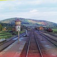 Az orosz vasutak százéves képekben
