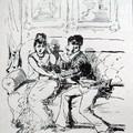 A mérsékelt ellenzéktől az alkotmányrevízióig. Képregény 1879-ből
