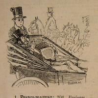 Képregény egy bankár bukásáról, 1873