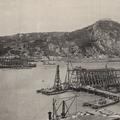 Képek a Ferenc József híd építéséről
