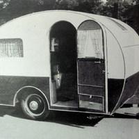 Egy magyar lakókocsi 1939-ből