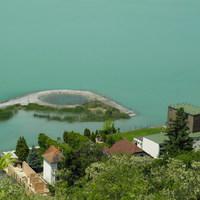 A Balaton mint öntözővíz. A balatonvilágosi vízhasznosító mű