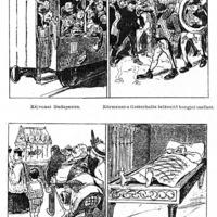 Lopás, tömeghisztéria és István szentté avatása