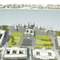 A Kossuth tér átépítése