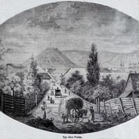 A Práter utca - a hely, ahol a falu találkozott a várossal
