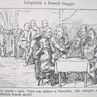 Pénzcsinálás Kossuth hangjából